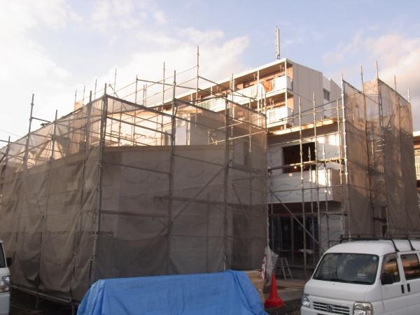 青野の家 新築工事千田建築一級建築士事務所 画像