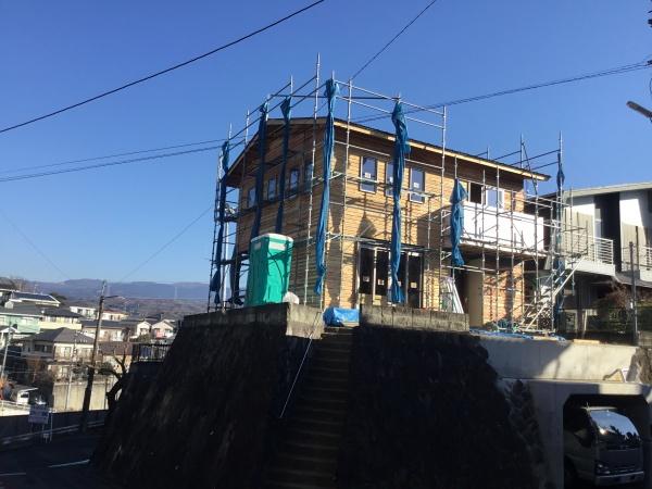 宝蔵台の家 新築工事千田建築一級建築士事務所 画像