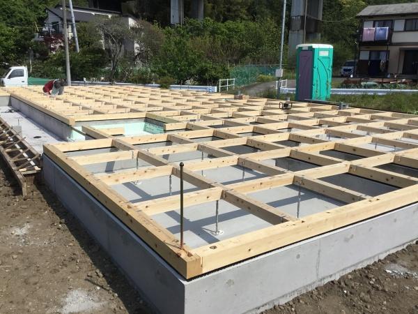 井出の家 新築工事千田建築一級建築士事務所 画像